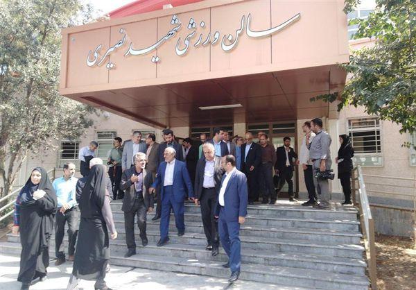 اعضای کمیسیون آموزش مجلس از مجموعههای آموزشی استان گلستان بازدید کردند