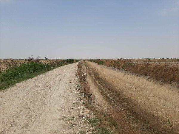 طرح زهکشی اراضی گلستان تا سه سال آینده به پایان میرسد