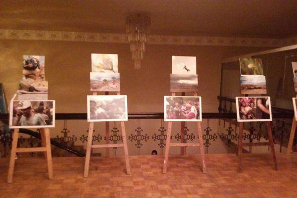 افتتاح نمایشگاه عکس دانشجویی در گرگان