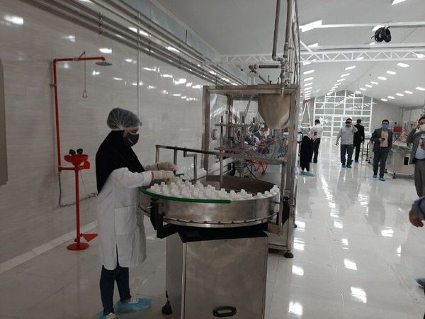 رشد ۱۵۲ درصدی سرمایهگذاری رونق تولید در گلستان