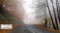 تداوم بارش در برخی جادههای گلستان، گیلان، مازندران و خراسان شمالی