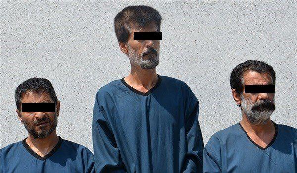 حکم اعدام در ملاء عام دو سردسته باند «خون آشام شمال» + تصاویر