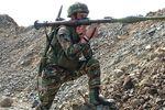 آغاز عملیات ارتش سوریه در غرب دمشق