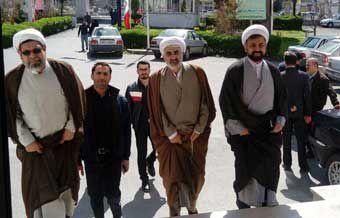 حواشی تصویری آخرین روز ثبت نام کاندیداهای شورای شهر در فرمانداری گرگان