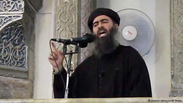 """ادعای دستگیری """"ابوبکر البغدادی"""" زنده"""