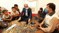 عملیات اجرایی بازسازی ۲۵۰ واحد مسکونی زلزله زده در مراوه تپه آغاز شد