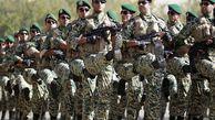 وارد ارتش شدم تا دست منافقین و اشرار از میهنم کوتاه شود