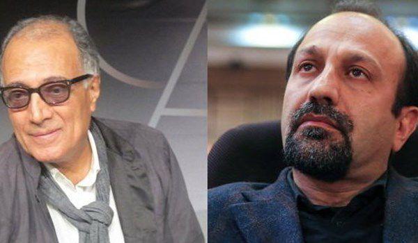 فیلم/ سخنان اصغر فرهادی در مراسم تشییع کیارستمی