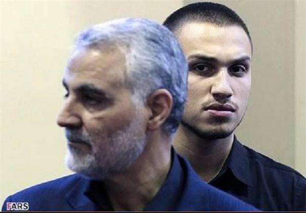 فرزند عماد مغنیه در تجاوز صهیونیستها به سوریه به شهادت رسید