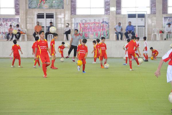 گلستان ۱۰ هزار فوتبال آموز سازمان یافته دارد