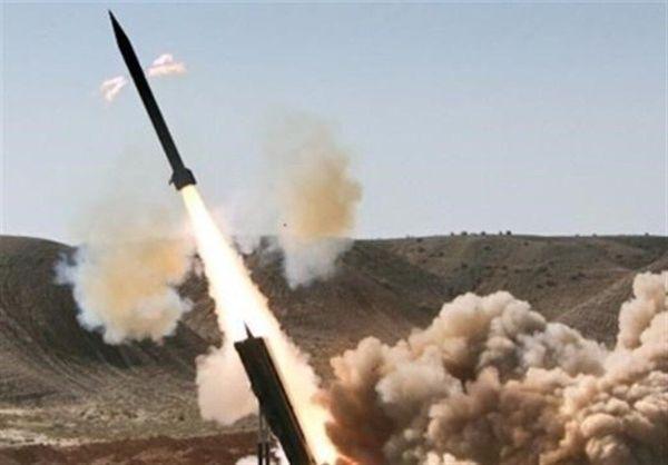 فیلمی از لحظه برخورد موشک های سپاه به پایگاههای آمریکا