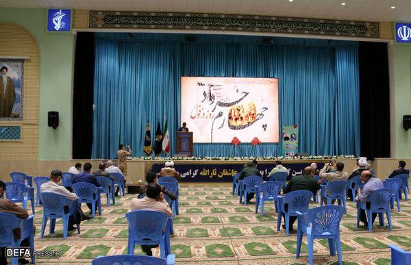 رونمایی از ۲ عنوان کتاب تاریخ شفاهی رزمندگان دفاع مقدس استان گلستان