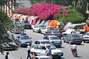 460 هزار مسافر نوروزی در گلستان اقامت کردند