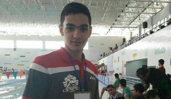 دو مدال خوشرنگ مسابقات المپیاد استعدادهای برتر کشور توسط شناگر گلستانی