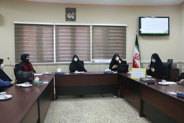 جلسه توجیهی طرح مدیریت بازیافت برای مدیران مدارس متوسطه برگزار شد