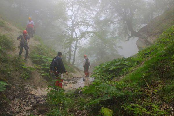 ادامه سریال گمشدن کوهنوردان در جنگل کردکوی