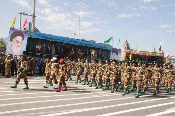 واکنش کاربران گلستانی  به حمله تروریستی به رژه نیروهای مسلح در اهواز