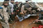 یک وانت بار جنازه داعشی ، مقصد جهنم +عکس