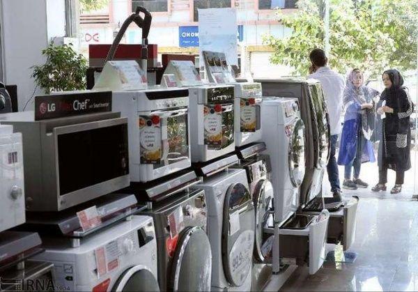 افت شدید خرید لوازم خانگی در بازار
