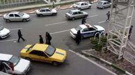 چاقوکشی مسافربر شخصی برای تاکسی رانان گرگانی