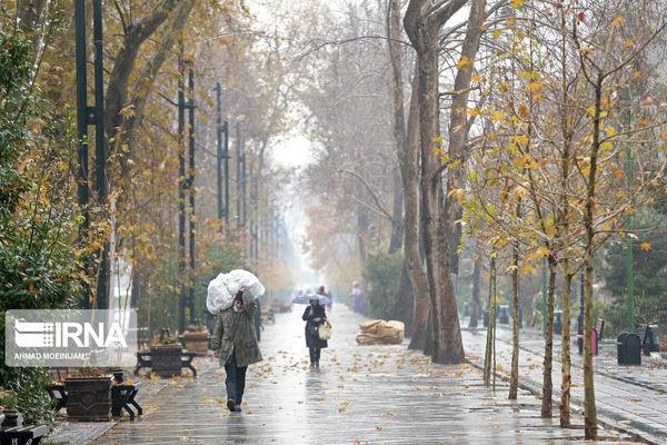 سامانه بارشی جدید وارد کشور میشود