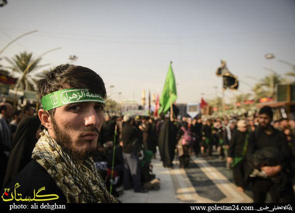 اربعین عراق