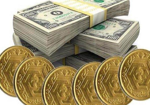 قیمت دلار و طلا، 21 فروردین 97