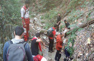4 مفقود شده در آبشار «گلبن» در ارتفاعات گرگان پیدا شدند