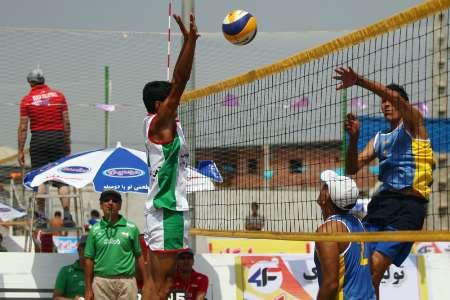 اعزام ۳ گلستانی به مسابقات جهانی والیبال ساحلی ناشنوایان