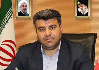 عزادرا شدن فرماندار سابق شهرستان رامیان