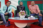 دانلود برنامه خندوانه با حضور امین زندگانی و همسرش الیکا عبدالرزاقی و جناب خان