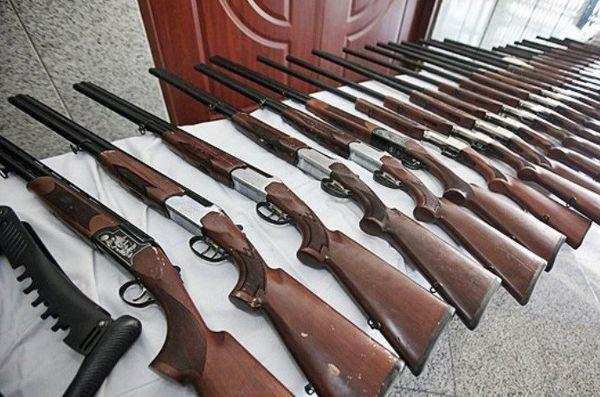 باند تهیه و توزیع سلاح در گلستان متلاشی شد