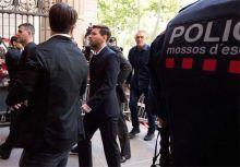مسی به 21 ماه حبس محکوم شد