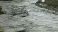 امدادرسانی به ۶۰ نفر در سیلاب مراوه تپه