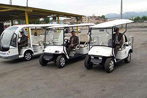 افزایش خودروهای برقی در النگدره گرگان