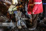 این لباس آتشنشانی از زیر آوار بدست آمد، بدون پیکر +عکس