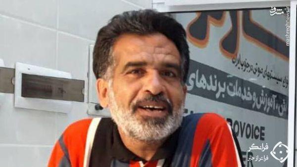 قاتل فراری امام جمعه کازرون را بشناسید! + تصاویر