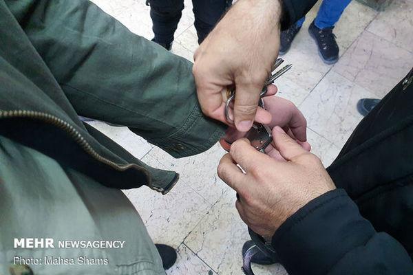 سرقت کابل در پوشش مأمور برق رامیان/ متهم دستگیر شد