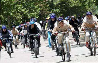 برگزاری اردوی تیم ملی دوچرخه سواری در استان