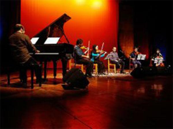 چهارمین شب موسیقی فجر در گرگان و گنبد برگزار شد