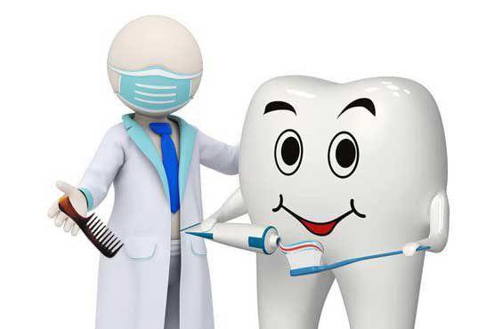 آرایشگرِ دندانپزشک! + عکس