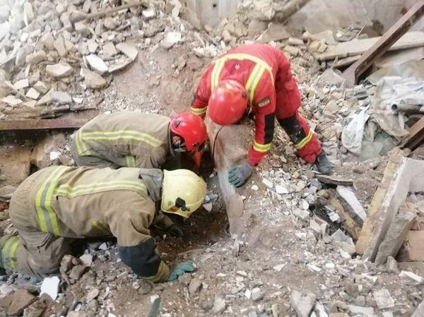 مرگ کارگر جوان بر اثر آوار برداری در گرگان