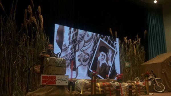 بسیج در کارنامه خود جز دفاع از مردم، انقلاب و حریم آل الله چیز دیگری ندارد