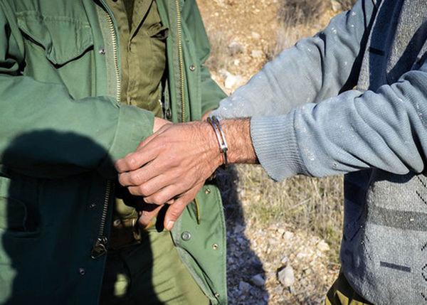 شکارچی غیرمجاز گرگانرود دستگیر شد