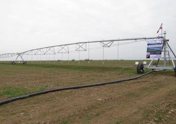 گلستان نیازمند اعتبار برای اجرای آبیاری تحت فشار
