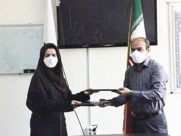 تفاهمنامهای بین کانون پرورش فکری و سازمان مدیریت پسماند گلستان به امضا رسید