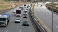 افزایش ۰.۵ درصدی تردد در محورهای برون شهری