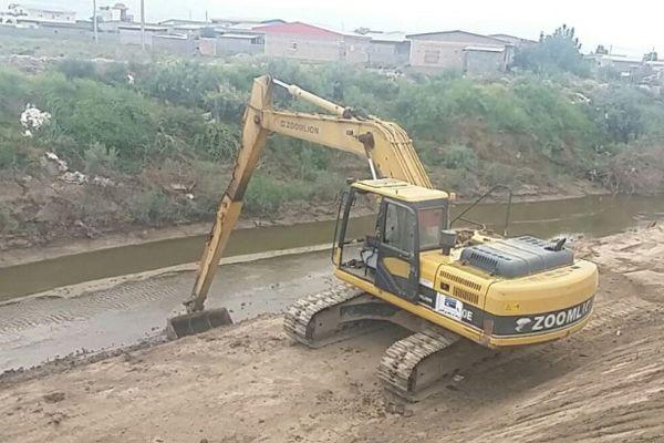 لایروبی ۱۸۶ کیلومتر از رودخانه های گلستان پس از سیل سال جاری