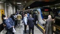 فیلم/ مترو در ششمین روز طرح محدودیتها