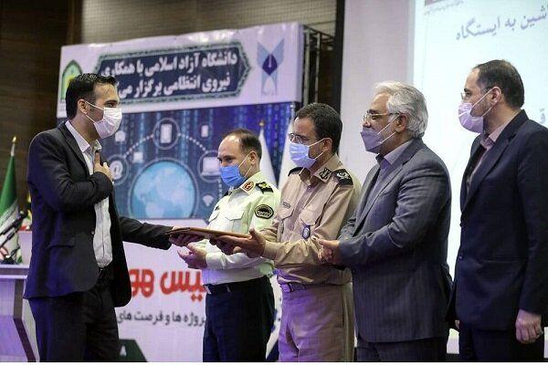 پایاننامه دانشجوی دانشگاه آزاد اسلامی گرگان در جمع ۱۰ پایاننامه برتر
